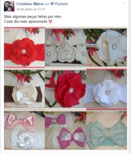 Curso Como Fazer Sapatinhos e Tiaras Para Bebê