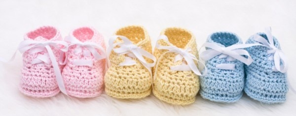 sapatinhos de bebes artesanal